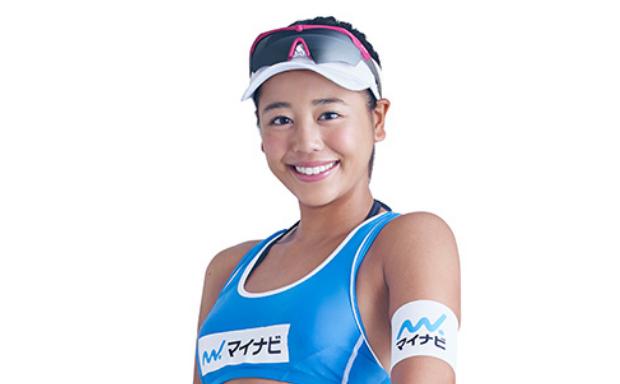 坂口佳穗選手